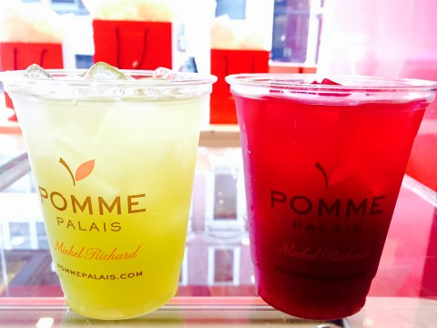 Pomme Summer Drinks