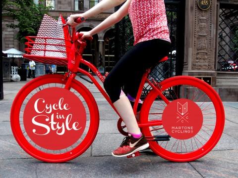 NYC bike map | Midtown Manhattan Hotels | Luxury NYC Hotels | The ...