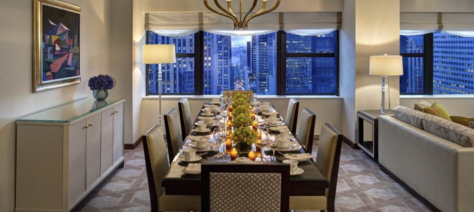 Give Thanks For Low Rates This Thanksgiving At Lotte New York