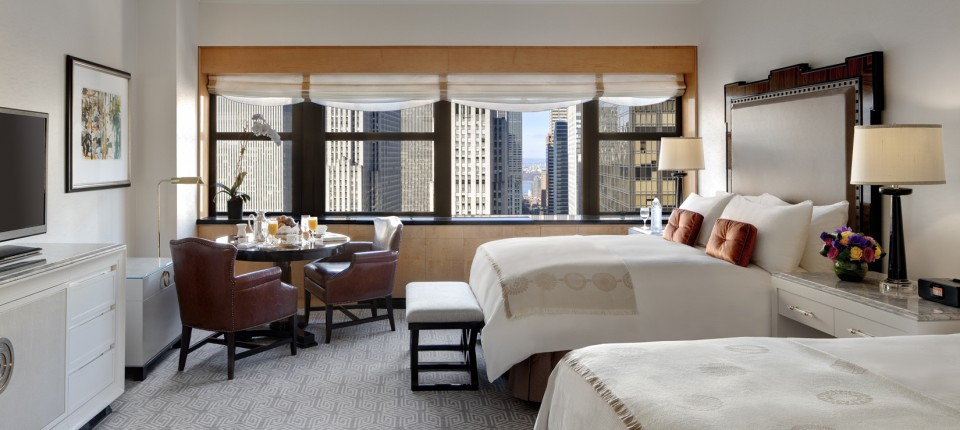 Lotte New York Palace Towers Room