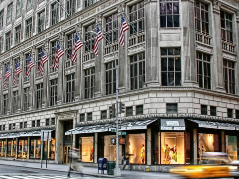 Saks Fifth Avenue Lotte New York Palace