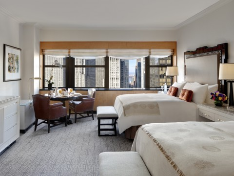 Towers Rooms Lotte New York Palace