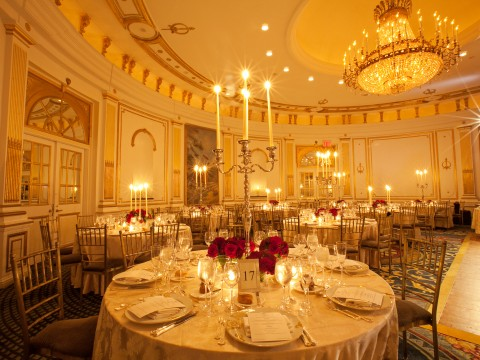 Holiday Parties Lotte New York Palace