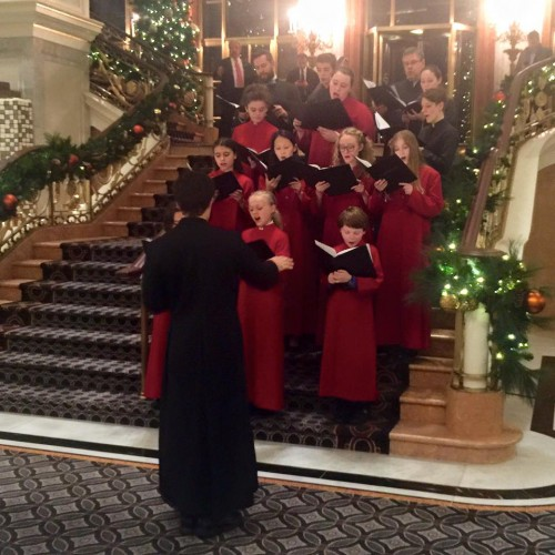 St. Bartholomew's Choir at Lotte New York Palace