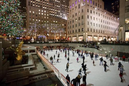 Restaurant Near Rockefeller Center Skating Rink