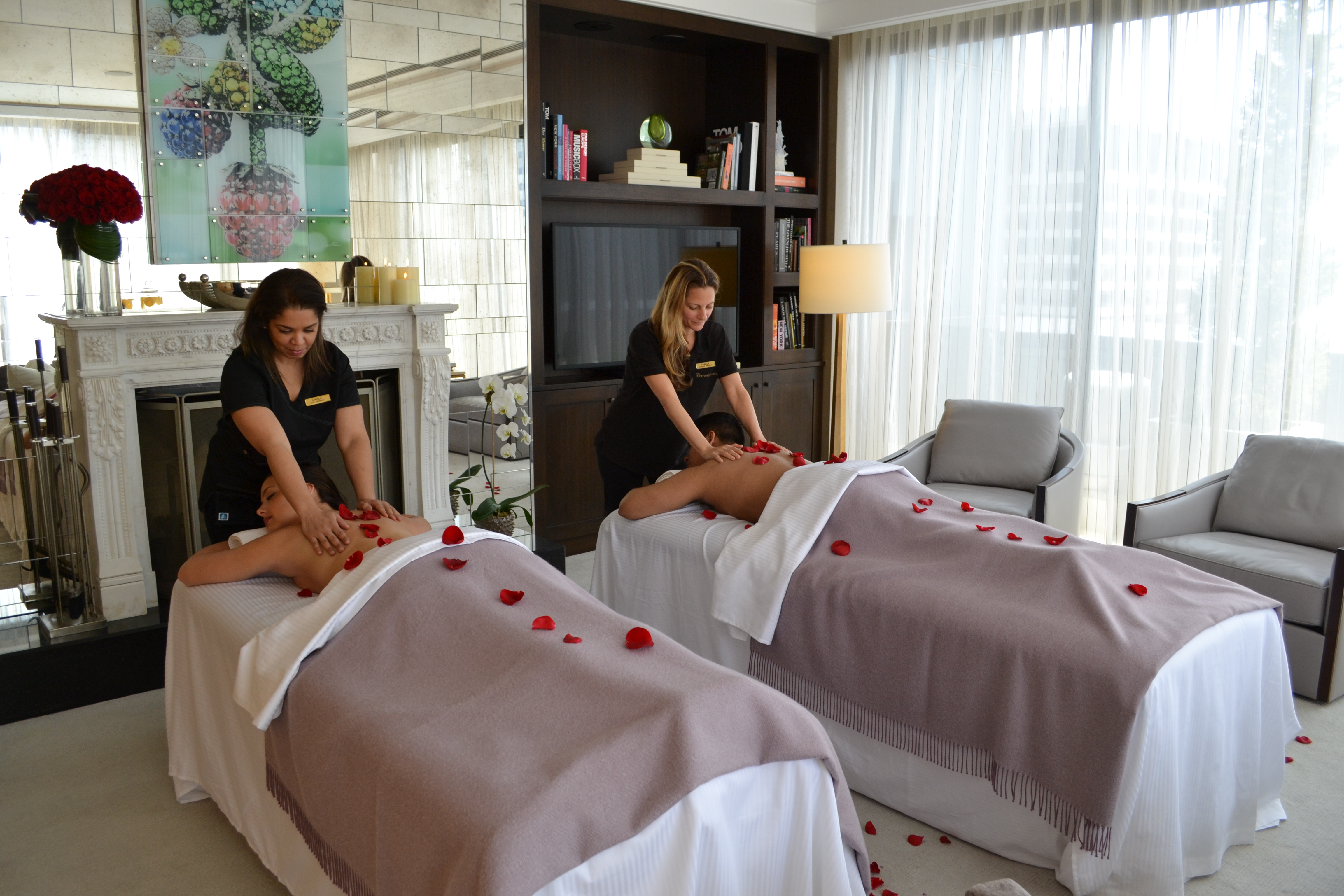 The Lotte New York Palace Spa