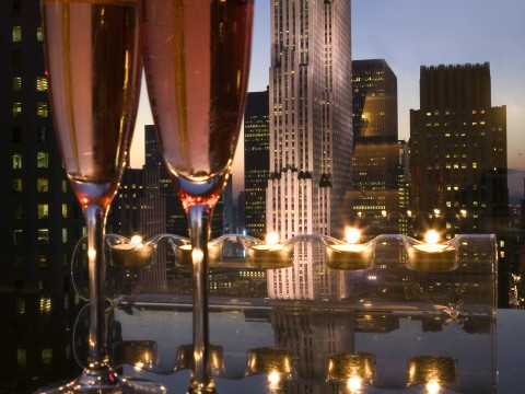 Champagne Romantic NYC