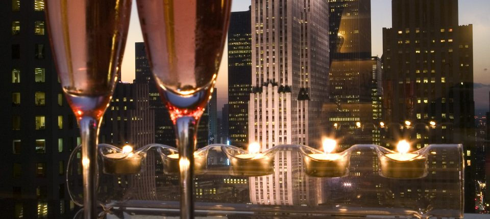 Romantic things to do in nyc at night